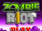 The Zombie Riot TD