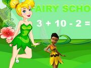 Tinkerbell Fairy School