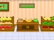 Toon Escape - Grocery Store