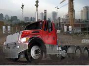 18 Wheeler Heavy Cargo