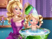 Barbie Princess Baby Wash