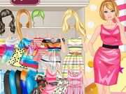 Candy Barbie Dress Up