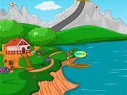 Cartoon Treasure hunt 5