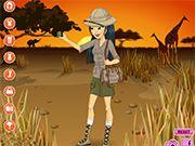 Emily's Diary: Ami on Safari