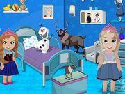 Frozen Baby Room Decor