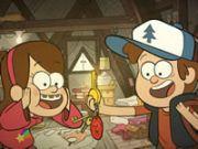 Gravity Falls Mystery Tour Ride