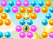 Jewel Genie Bubble World