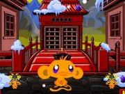 Monkey GO Happy: Ninjas 3