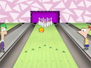 Phineas And Ferb: Bowling
