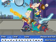 Phineas And Ferb: Hidden Letters