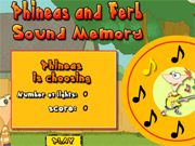 Phineas And Ferb: Sound Memory