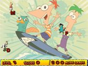 Phineas And Ferb: Typing