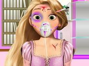 Rapunzel Head Injury