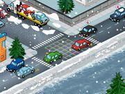 Traffic Policeman: Winter Edition
